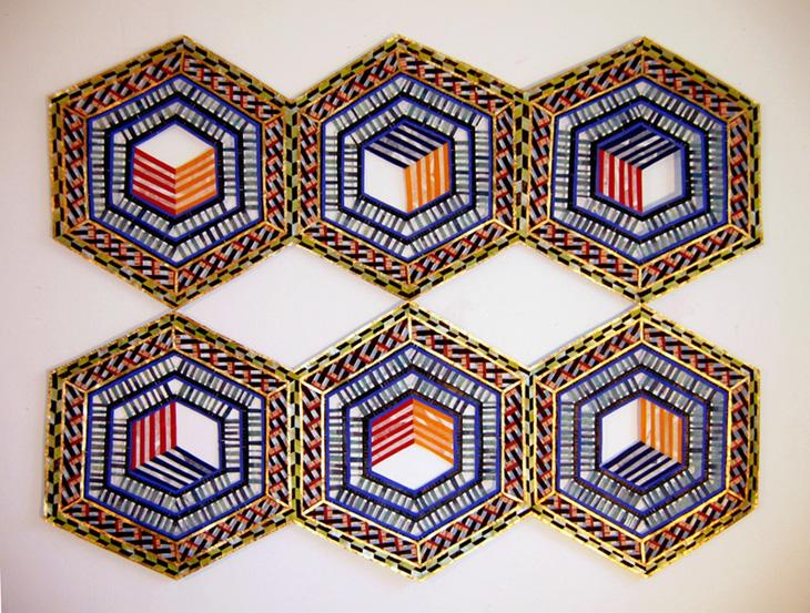 Hexagons, 2006