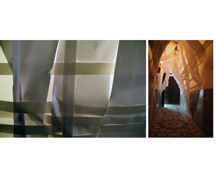 Fez (Hallway), 2010
