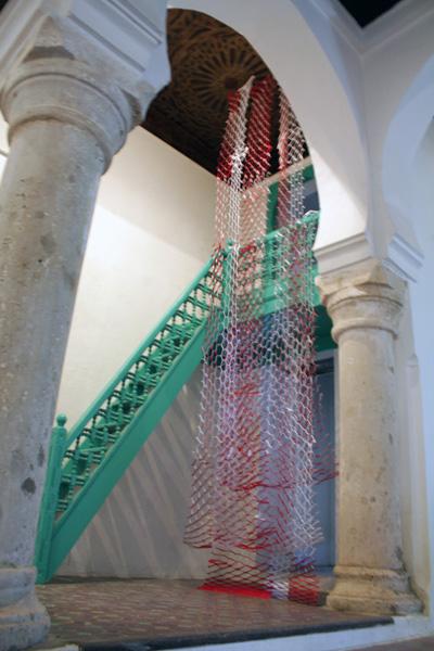 Kasbah (Expanding Pattern), 2010