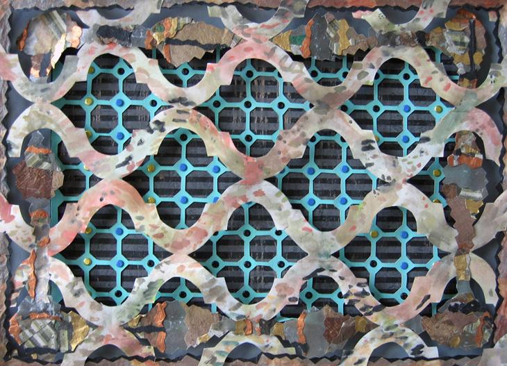 Pattern Degeneration (close-up), 2010